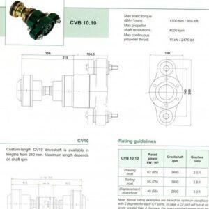 CVB10 specifications grande