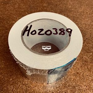 50m x 75mm Aluminium Tape