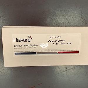 HALYARD EXHAUST ALERT