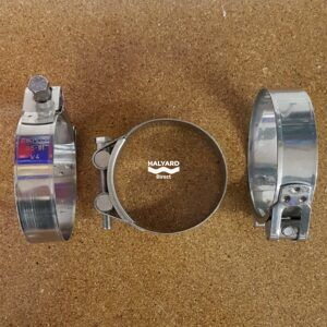 H000515 85-91mm Hose Clamp Stainless Clamps
