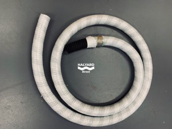 Exhaust hose nitrile